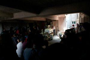 """""""Hijo mío, no te vayas"""": el triste adiós a Giovanny, el niño que murió en la tragedia del Metro en México"""