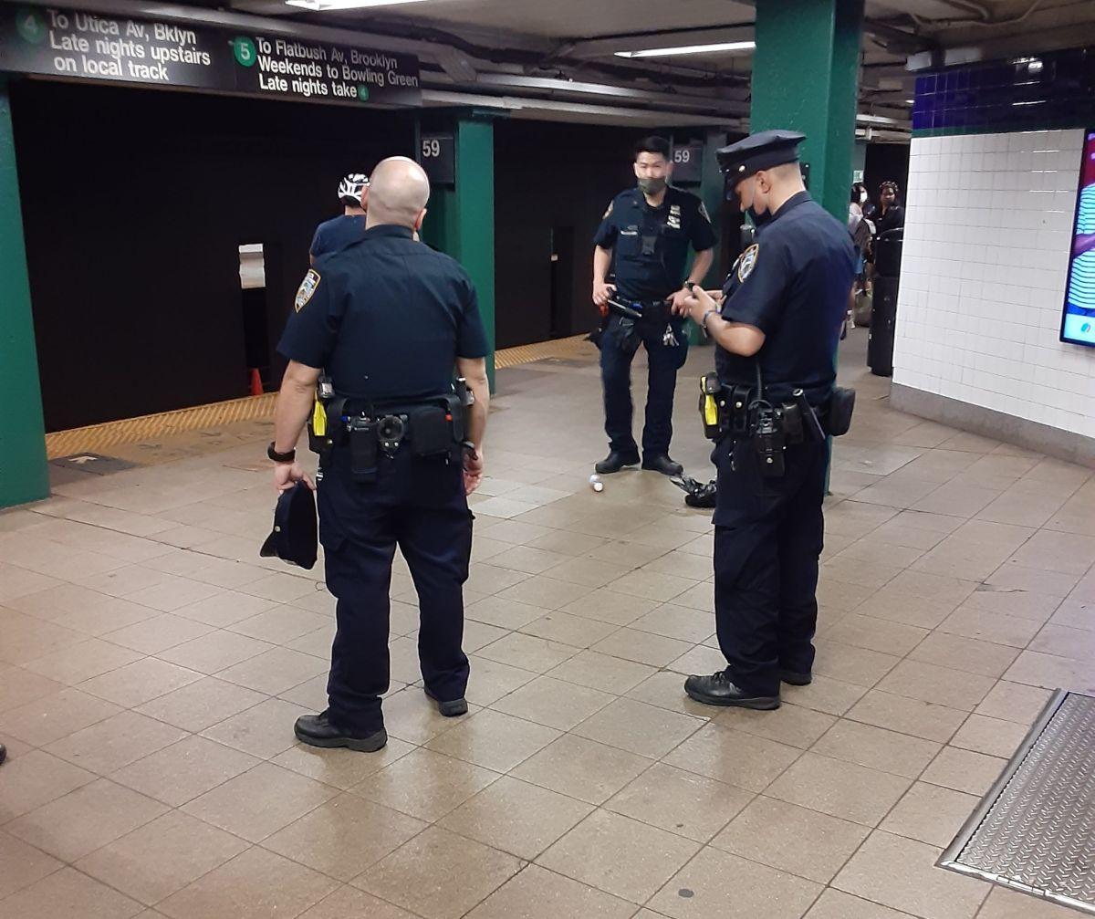 Círculo vicioso: bajan los arrestos mientras sube el crimen en Nueva York