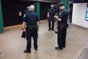 """¿Dónde están los policías? MTA cuestiona cifras de """"mayor"""" patrullaje en el caótico Metro de Nueva York"""