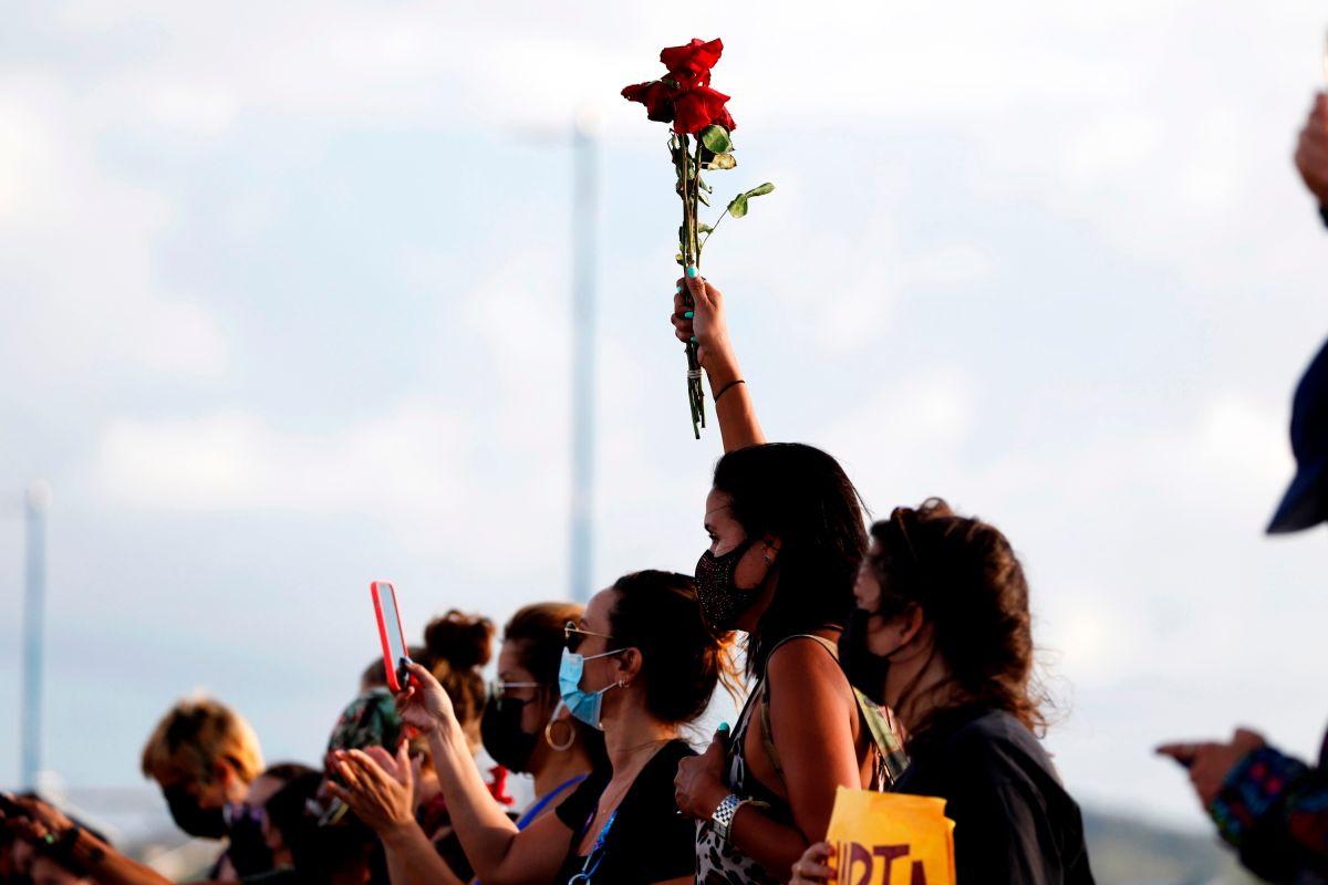 Puerto Rico se prepara para inicio hoy del funeral de pueblo en honor a Keishla Rodríguez