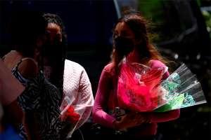 """Padre de Keishla Rodríguez en su entierro en Puerto Rico: """"Mi hija era un ser de luz"""""""
