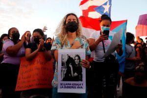Hermana de Keishla Rodríguez, presuntamente asesinada por Félix Verdejo, comparte emotivas imágenes en vida de la joven a un mes de su partida