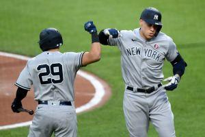 Aaron Judge es segundo en el liderato de jonrones y le dio vida a los Yankees