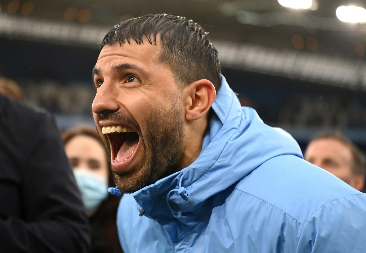 El Kun viene de ganar su quinta Premier League con el Manchester City.