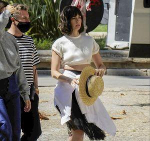 La ex de Ben Affleck, Ana de Armas, se encuentra en España lejos del escándalo entre él y Jennifer Lopez