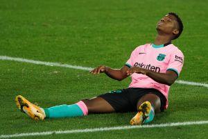 ¡Pesadilla! Ansu Fati, joven estrella del Barcelona, será operado por cuarta vez en la rodilla izquierda