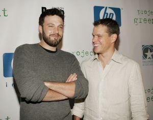 El mejor amigo de Ben Affleck, Matt Damon, andaría feliz con la supuesta reconciliación de Jennifer Lopez y el actor