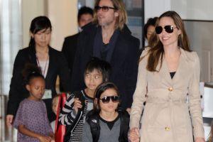 Angelina Jolie habría arremetido contra el juez que le otorgó a Brad Pitt la custodia compartida de sus 6 hijos