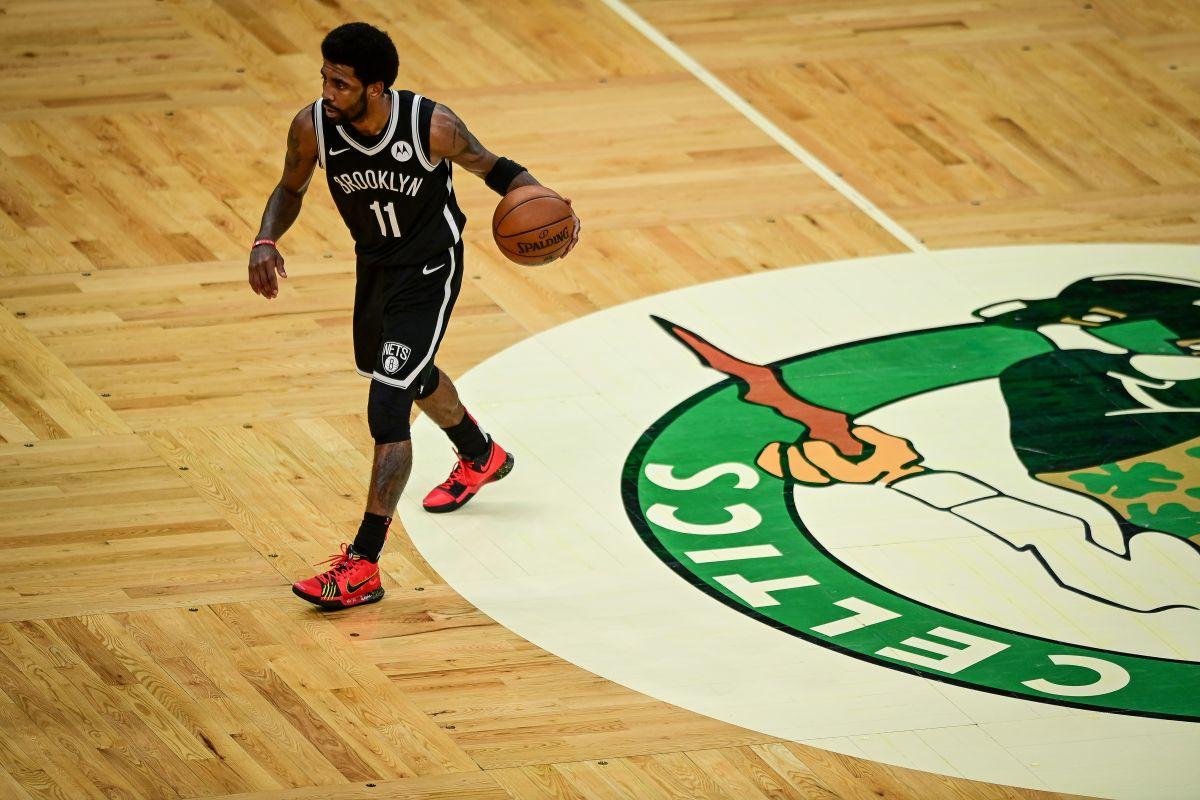 Irving se ha convertido en el mayor enemigo de Boston.