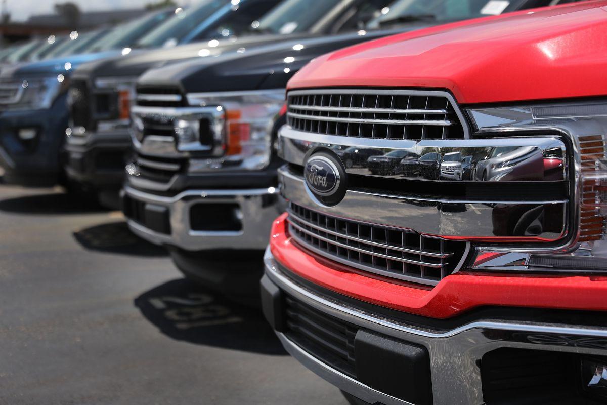 Empresas como Ford se comprometieron a impulsar la fabricación de autos eléctricos