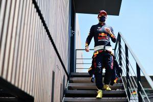 Checo Pérez explicó los malestares corporales  con los que lidió en la clasificación del GP de España