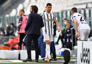 Señal de despedida: Cristiano Ronaldo se llevó de Turín sus carros de lujo