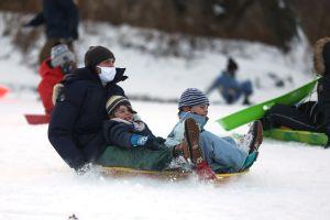 No habrá días libres por nevadas en el próximo año escolar 2021-2022 en la ciudad de Nueva York