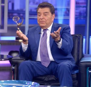 """Don Francisco y Jorge Ramos hablaron de las sexys modelos y concursos de """"Sábado Gigante"""" en plena era del Me Too"""