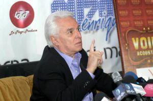 Enrique Guzmán demanda al periodista Adolfo Gustavo Infante ¡Ahora sí se armó la grande!