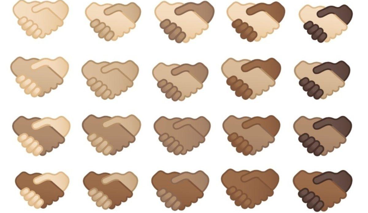 Los emojis siempre han manejado diversidad en tonos de piel.