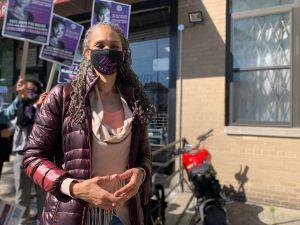 """Candidata a la Alcaldía de NYC Maya Wiley: """"Necesitamos un tipo de liderazgo diferente"""""""