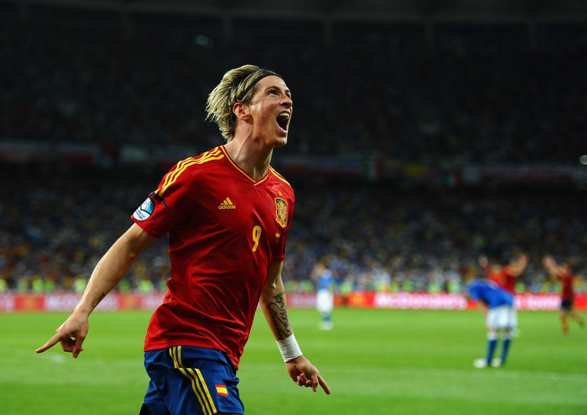 """""""El Niño"""" lo ganó todo con la selección española."""