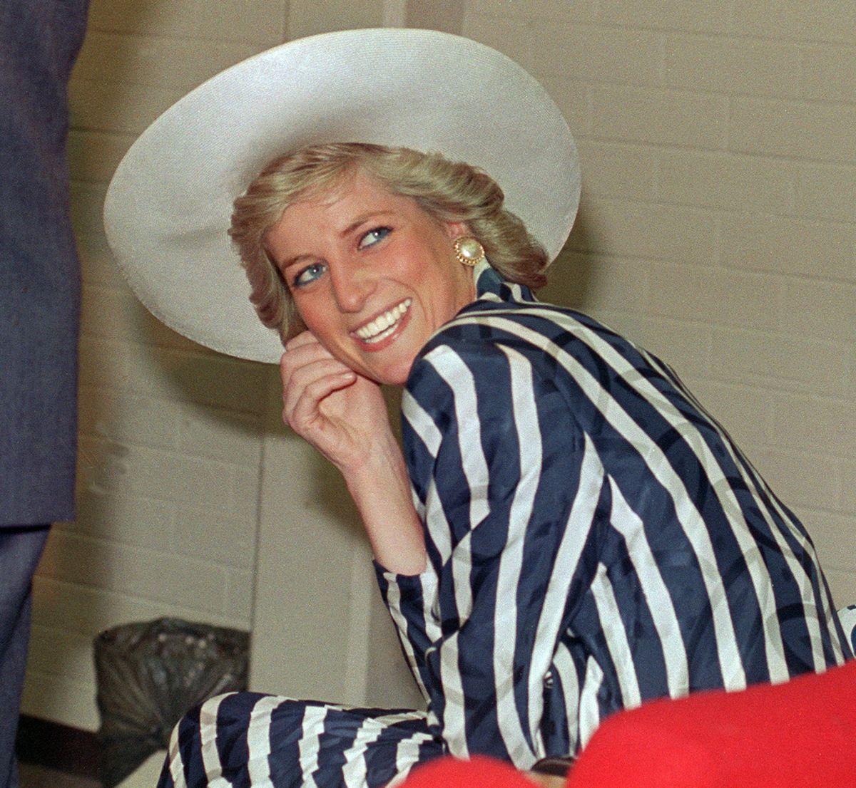 Diana, la princesa de Gales, era también conocida como Lady Di.