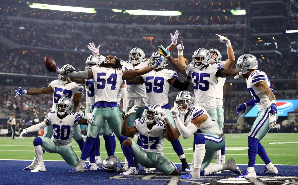Los Dallas Cowboys marcan el ritmo con un valor de $5.7 mil millones de dólares.