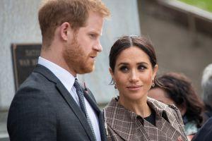 Expondrán la huida del príncipe Harry y su duquesa de Sussex, Meghan Markle, del palacio real, en una película