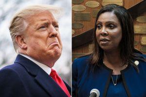 Claves sobre la investigación criminal contra Trump quien se critica a la fiscal Letitia James