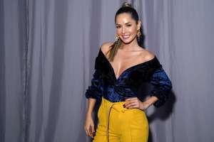 """Carmen Villalobos regresa a Telemundo como la villana de """"Café con Aroma de Mujer"""", pero con ansias de llegar a Hollywood"""