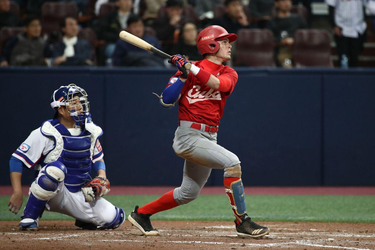 Expertos cubanos afirman que el segunda base tiene grandes cualidades para jugar en la MLB.