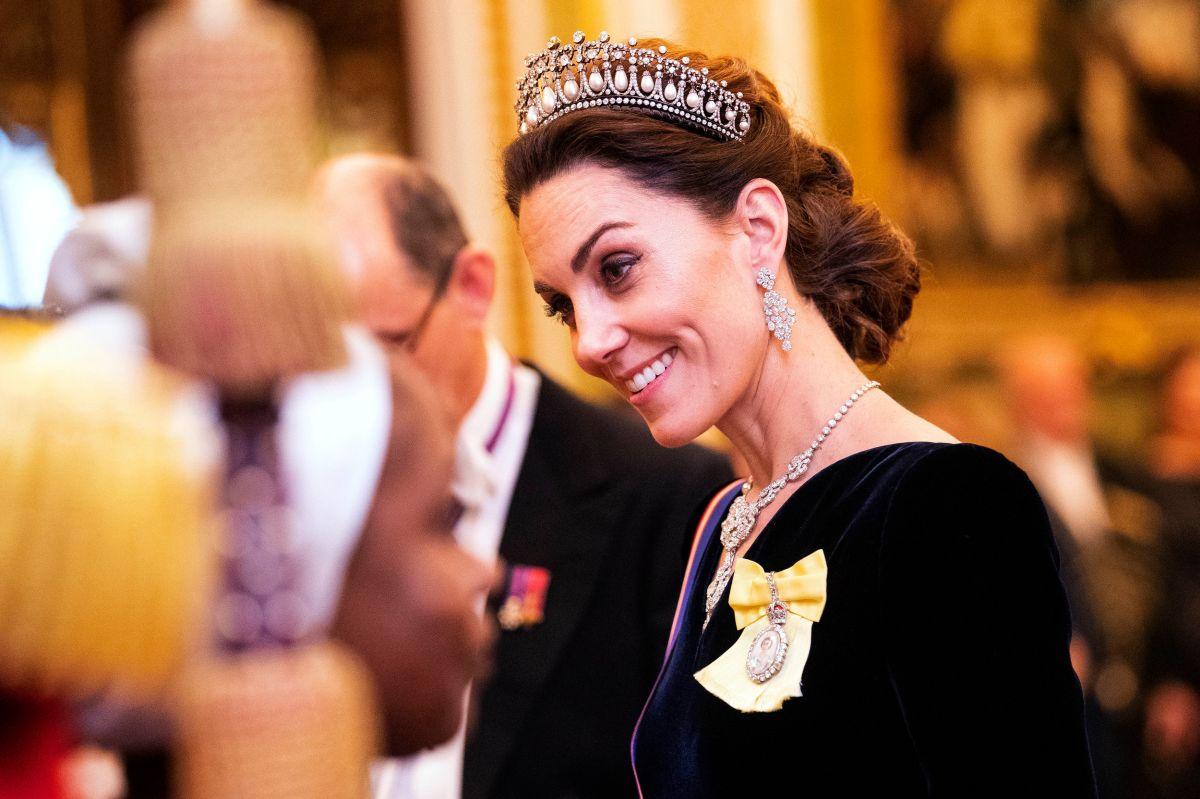 Kate Middleton, la duquesa de Cambridge, también publica un libro