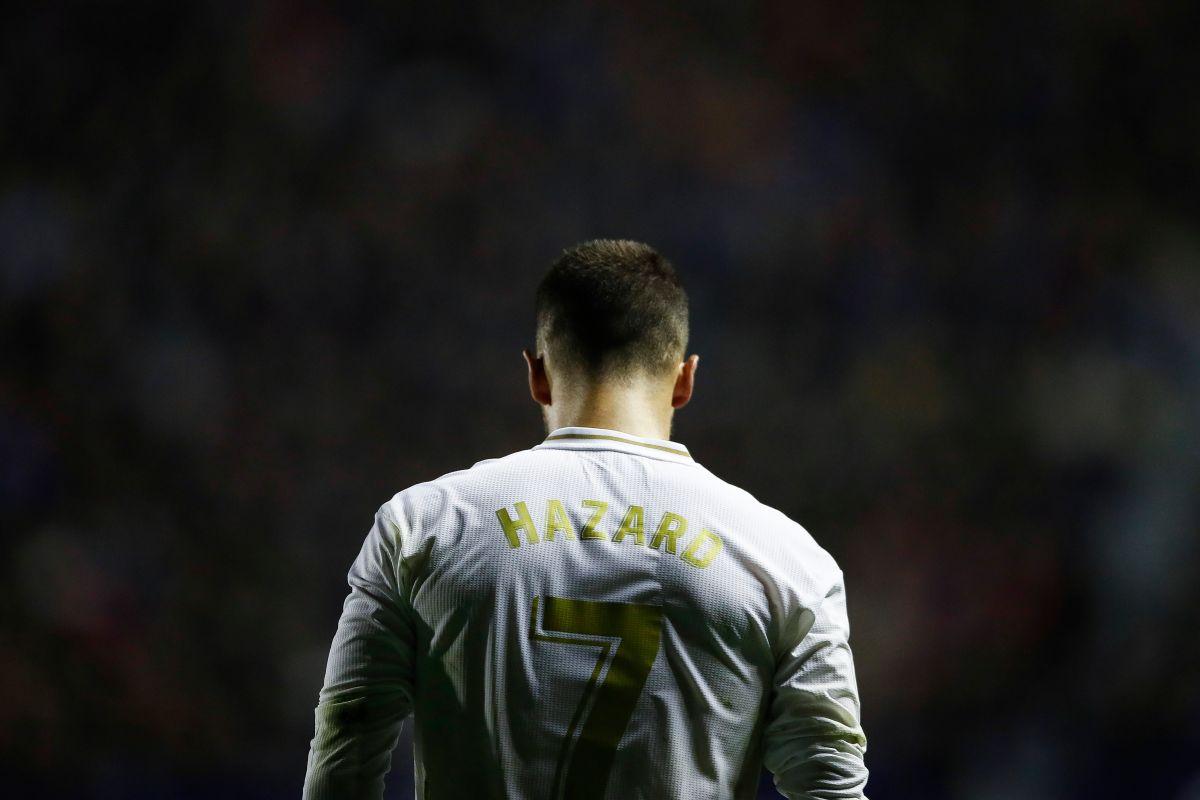 ¿Quién se ríe ahora? El Real Madrid se cansó de Hazard y lo puso en venta