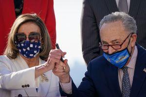 Cuarto cheque de estímulo: líderes demócratas en el Congreso de EE.UU. no lo tienen como prioridad