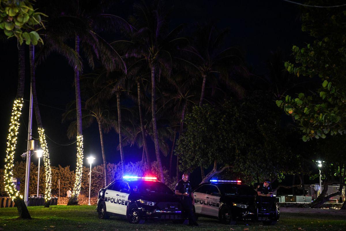 Patrullas del Departamento de Policía de Miami Beach.