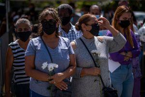 EN VIVO: Inicia en Puerto Rico entierro de Keishla Rodríguez, quien fuera asesinada por boxeador Félix Verdejo y compinche