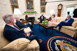 Biden enfrenta complicaciones para lograr consenso con republicanos sobre nuevo paquete económico