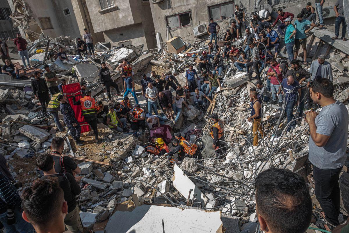 ONU pide un cese inmediato de hostilidades entre Israel y Palestina