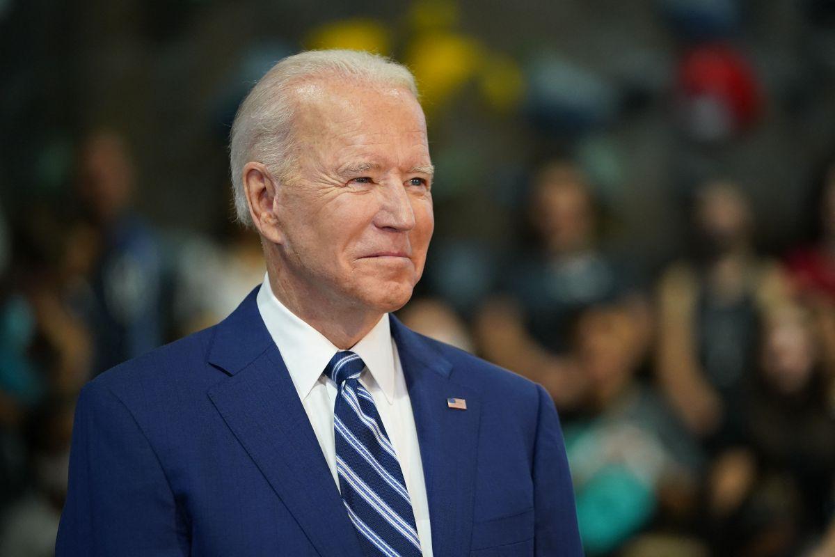 El proyecto de presupuesto del presidente Biden busca ofrecer educación preescolar universal a los niños de 3 y 4 años.