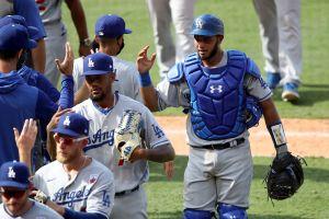 Dodgers saca del roster al venezolano Keibert Ruiz, su mejor prospecto