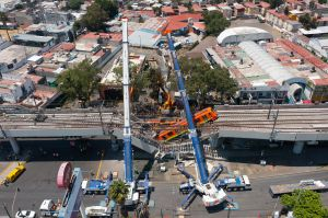 México decreta tres días de luto nacional por la tragedia en el Metro