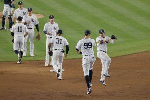 ¡Yankees intratable! cinco victorias en fila de la mano de un Stanton encendido