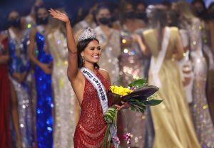 El alentador discurso de Andrea Meza tras coronarse en Miss Universo 2021