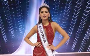 Andrea Meza, Miss Universo, no contó con su mamá durante la final del certamen porque a ésta le detectaron un tumor