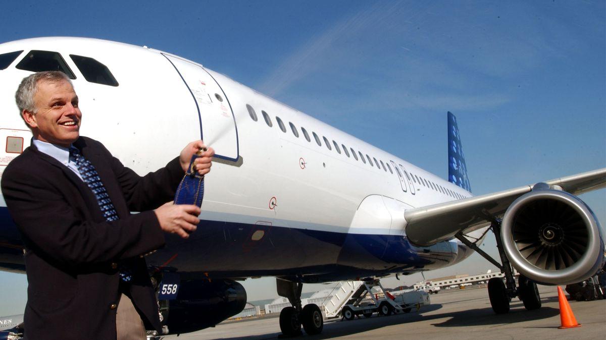 David Neeleman, fundador de Breeze Airways, ya ha fundado otras cuatro aerolíneas.