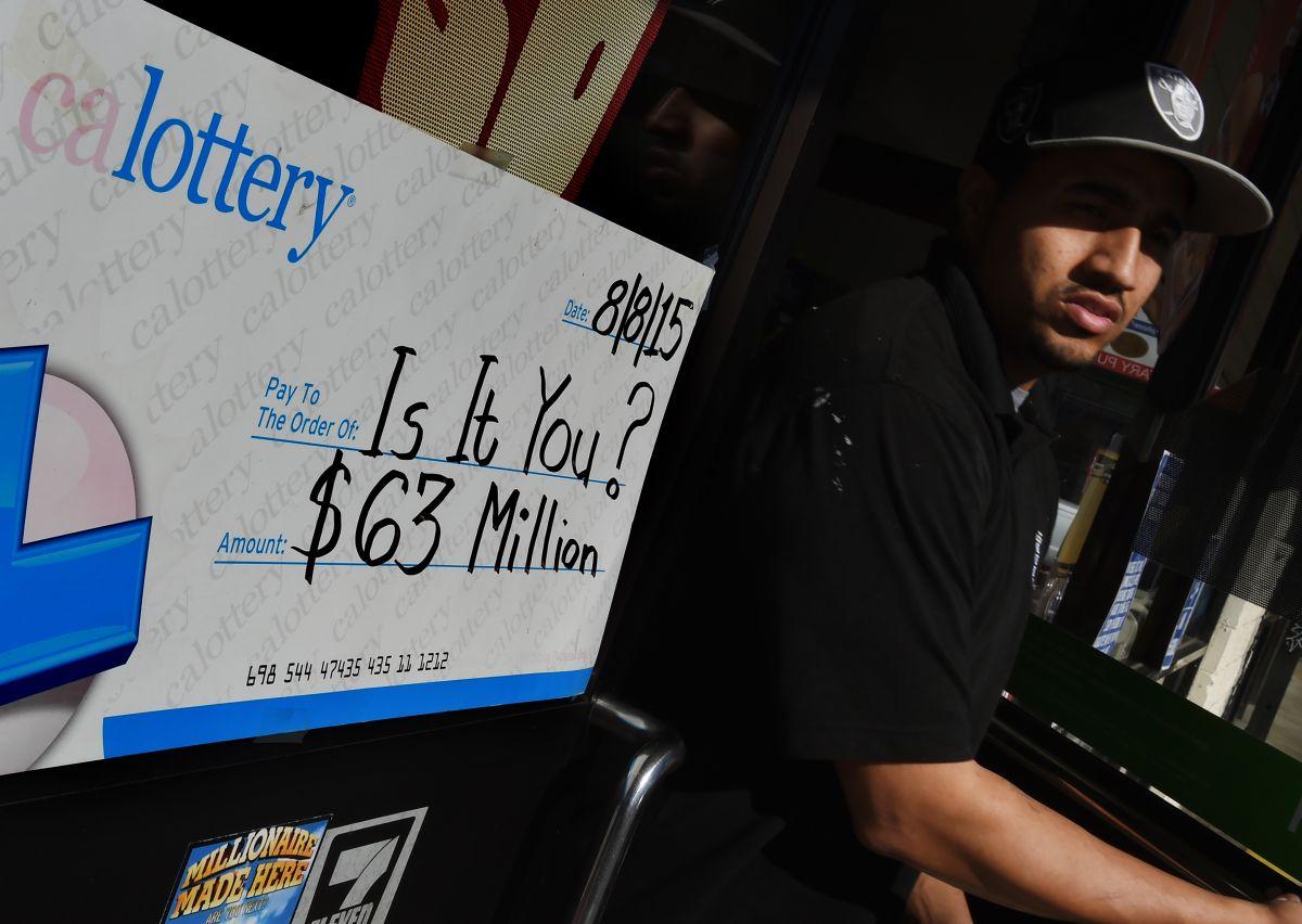 En agosto del 2015, el boleto ganador de $63 millones de SuperLotto Plus se vendió en Chatsworth, California, pero nunca fue reclamado por el ganador o la ganadora.