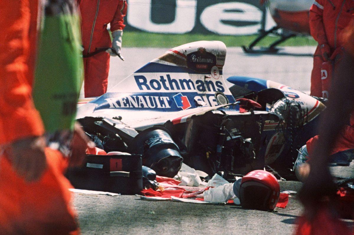 Se cumple un año más del fatal accidente que acabó con la vida de Ayrton Senna