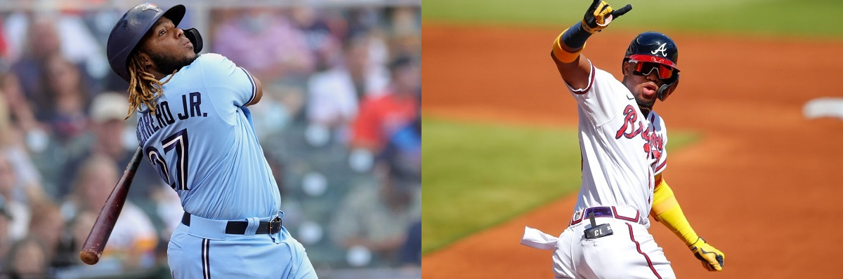 Dominicana y Venezuela están representados por estos dos grandes bateadores.
