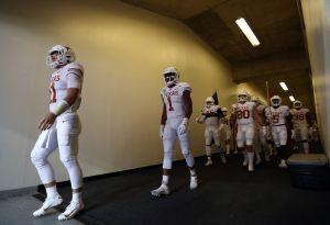 ¡Tragedia en el deporte universitario! Encontraron muerto a Jake Ehlinger, linebacker de Texas y hermano de Sam, elegido en el Draft de la NFL