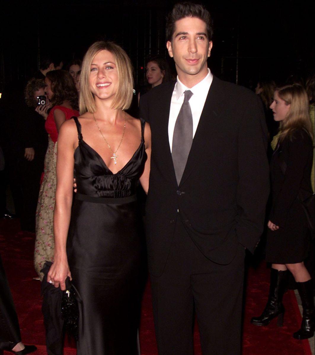 David mencionó que en los recesos abrazaba a Jennifer y pensaba si los demás sabían que los actores estaban enamorados.