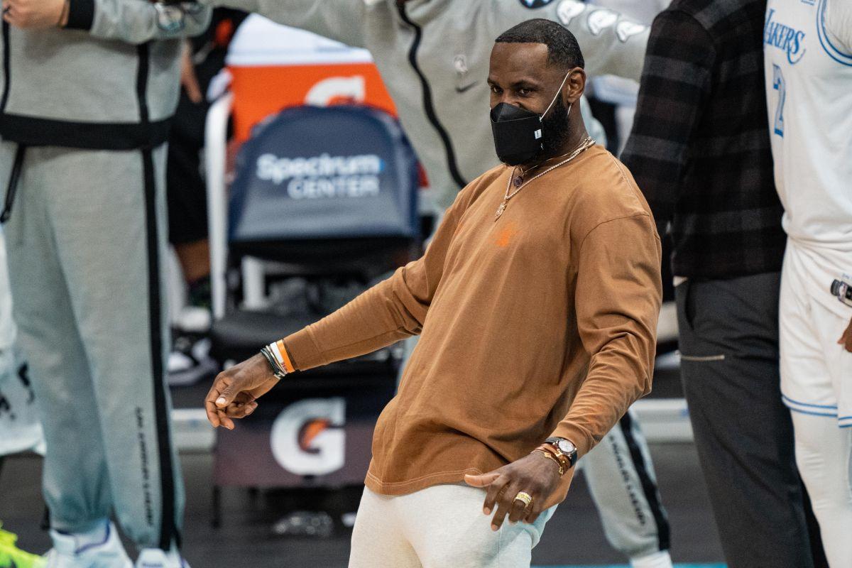 Video: LeBron James baila salsa al son del mayor éxito de Lalo Rodríguez