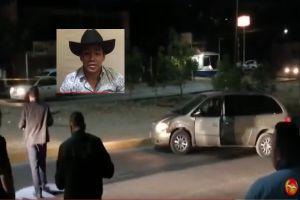 Matan al cantante Julio Verdugo; lo asesinaron a balazos en territorio del Cártel de Sinaloa