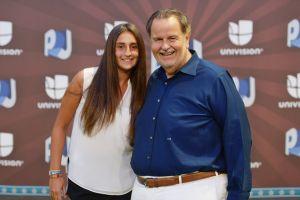 Raúl de Molina conmueve en un video casero con su hija y desde el baño